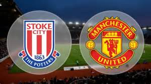 Stoke v Man U