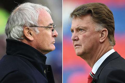 Ranieri & Van Gaal